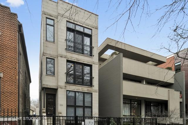 939 N Wolcott Avenue #3, Chicago, IL 60622 (MLS #09803573) :: Property Consultants Realty