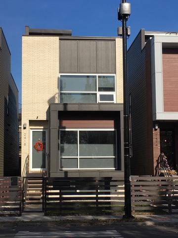 2418 W Addison Street, Chicago, IL 60618 (MLS #09803983) :: Domain Realty