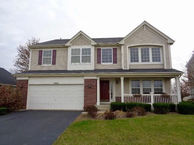 14905 Meadow Lane, Plainfield, IL 60544 (MLS #09804180) :: The Dena Furlow Team - Keller Williams Realty