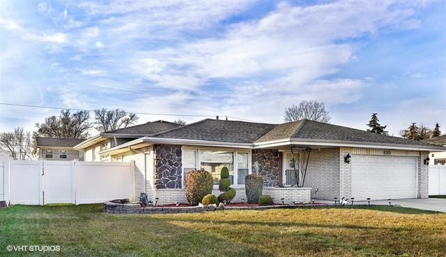 10442 S 81st Avenue, Palos Hills, IL 60465 (MLS #09808787) :: The Wexler Group at Keller Williams Preferred Realty