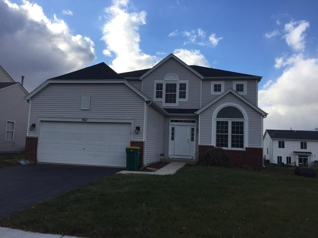 362 Zinnia Drive, Romeoville, IL 60446 (MLS #09811321) :: The Wexler Group at Keller Williams Preferred Realty