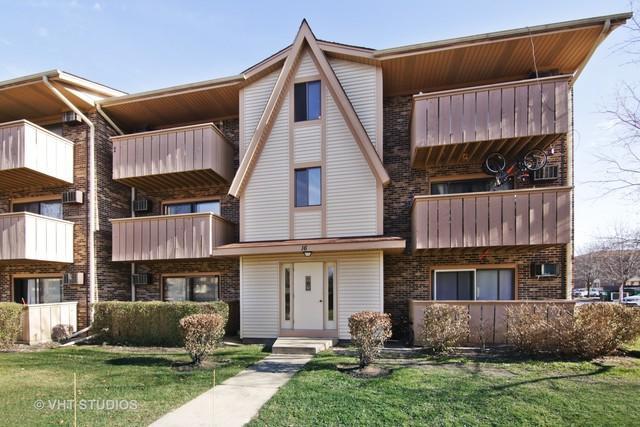 16 Echo Court #11, Vernon Hills, IL 60061 (MLS #09811484) :: The Schwabe Group