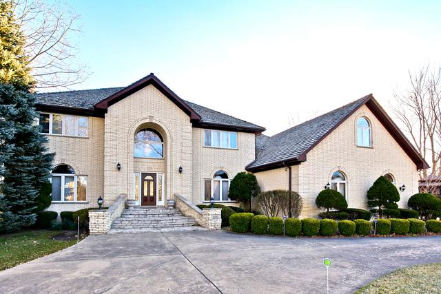 1181 Fairview Lane, Long Grove, IL 60047 (MLS #09812625) :: The Schwabe Group