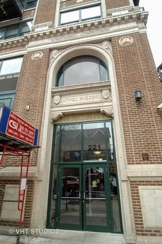 221 E Cullerton Street #610, Chicago, IL 60616 (MLS #09812868) :: Touchstone Group