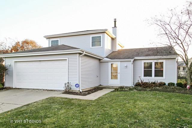 307 Aqua Court, Vernon Hills, IL 60061 (MLS #09813695) :: The Schwabe Group