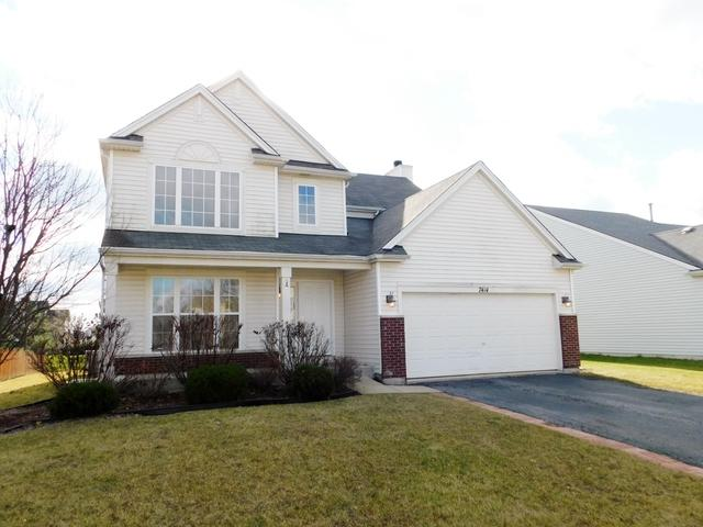 7414 Kenicott Lane, Plainfield, IL 60586 (MLS #09815012) :: The Wexler Group at Keller Williams Preferred Realty