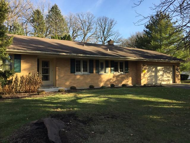 6349 Pontiac Drive, Indian Head Park, IL 60525 (MLS #09815242) :: The Wexler Group at Keller Williams Preferred Realty