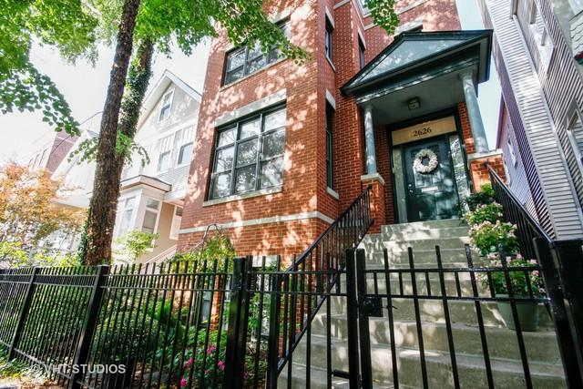 2626 N Bosworth Avenue, Chicago, IL 60614 (MLS #09816593) :: Baz Realty Network | Keller Williams Preferred Realty
