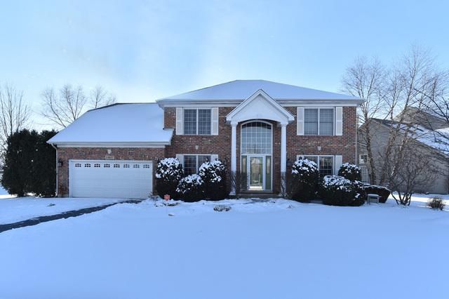 13637 Eagles Perch Court, Plainfield, IL 60544 (MLS #09817427) :: Lewke Partners