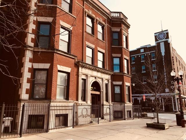 3903 N Sheridan Road N 2F, Chicago, IL 60613 (MLS #09817623) :: Property Consultants Realty