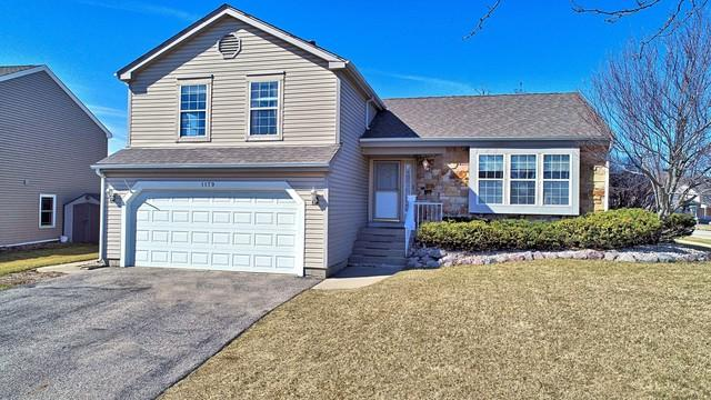 1179 Stanton Road, Lake Zurich, IL 60047 (MLS #09820122) :: The Jacobs Group