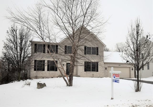 1222 Caribou Lane, Hoffman Estates, IL 60192 (MLS #09820999) :: Lewke Partners