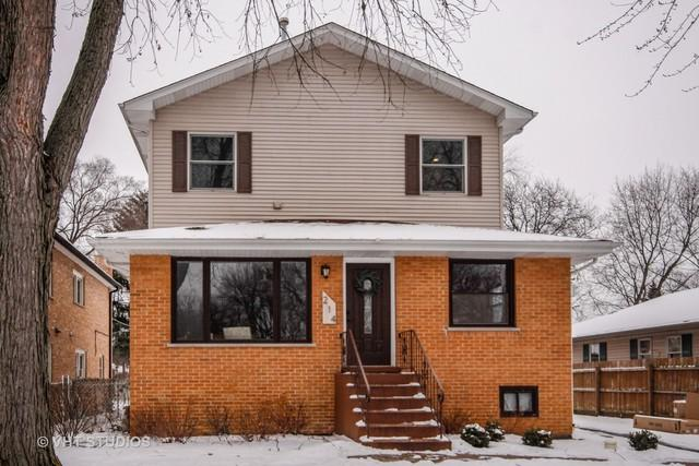 214 Kazwell Street, Willow Springs, IL 60480 (MLS #09823548) :: The Wexler Group at Keller Williams Preferred Realty