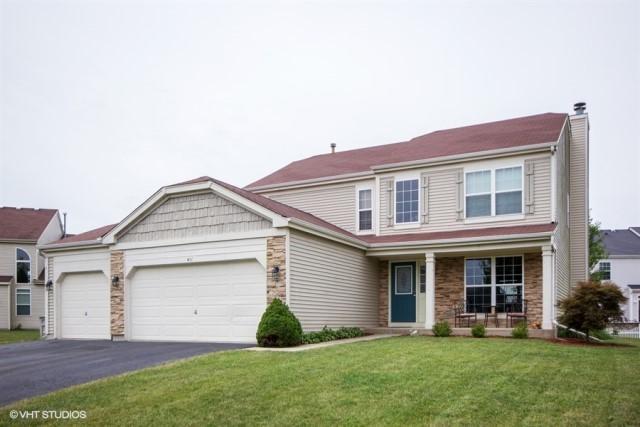 411 Cardinal Lane, Bolingbrook, IL 60490 (MLS #09823610) :: Lewke Partners
