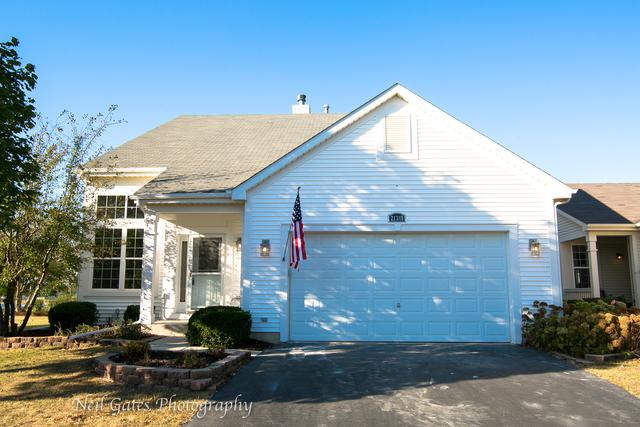 21318 Barth Pond Lane, Crest Hill, IL 60403 (MLS #09824953) :: The Dena Furlow Team - Keller Williams Realty