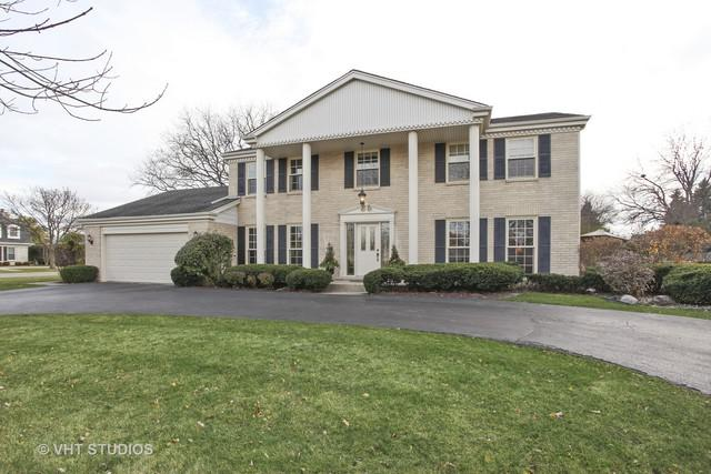 2100 White Oak Drive, Northbrook, IL 60062 (MLS #09825320) :: The Jacobs Group