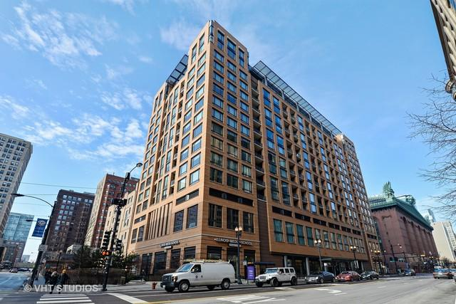 520 S State Street #1109, Chicago, IL 60605 (MLS #09825492) :: The Jacobs Group