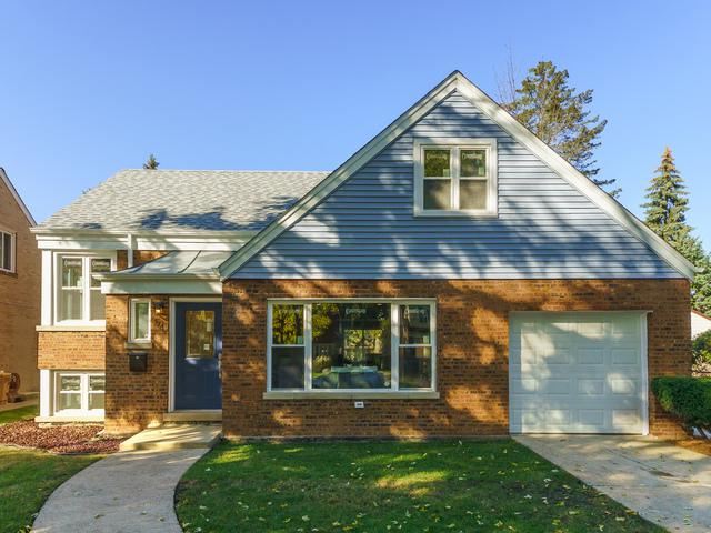 54 Northgate Road, Riverside, IL 60546 (MLS #09825706) :: The Wexler Group at Keller Williams Preferred Realty