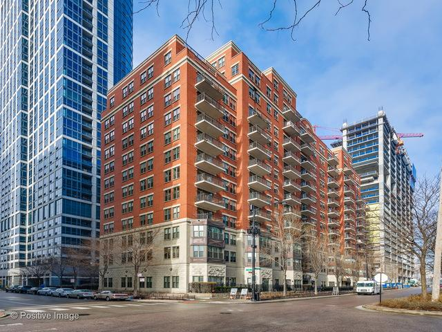 1250 S Indiana Avenue #407, Chicago, IL 60605 (MLS #09831161) :: Touchstone Group