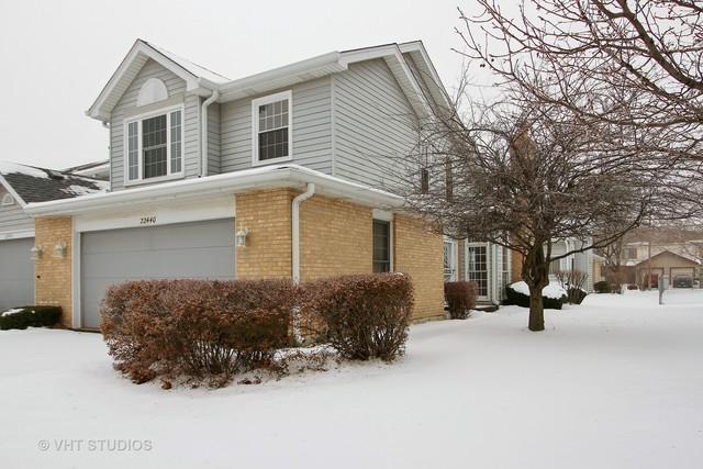 22440 Tyler Drive A, Richton Park, IL 60471 (MLS #09831324) :: The Dena Furlow Team - Keller Williams Realty