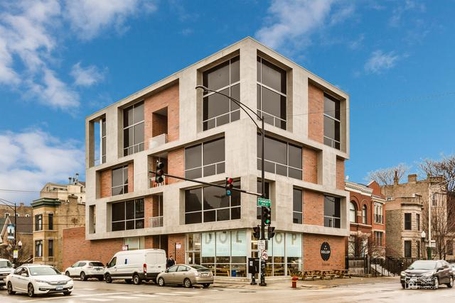 1000 N Damen Avenue #3, Chicago, IL 60622 (MLS #09833131) :: Property Consultants Realty