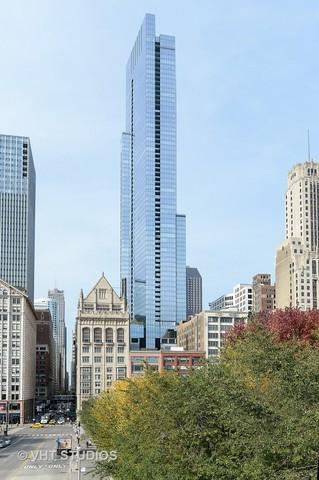 60 E Monroe Street #3908, Chicago, IL 60603 (MLS #09834324) :: Berkshire Hathaway Koenig Rubloff - Carroll Real Estate Group