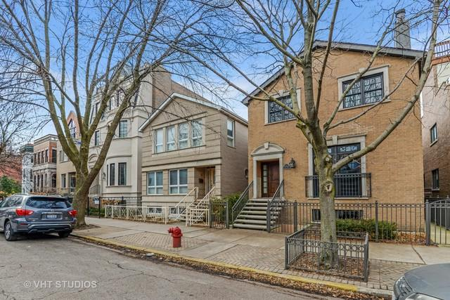 1710 N Burling Street, Chicago, IL 60614 (MLS #09834450) :: The Perotti Group