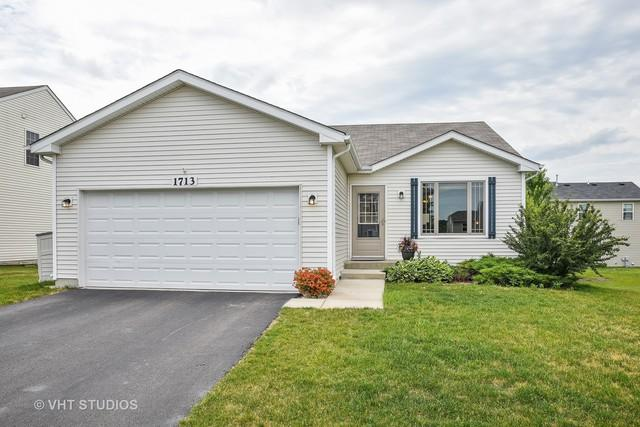 1713 Havens Drive, Woodstock, IL 60098 (MLS #09835436) :: Lewke Partners