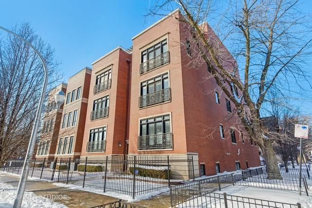 1306 N Wood Street #2, Chicago, IL 60622 (MLS #09836111) :: Property Consultants Realty