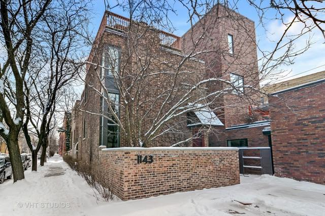 1143 W Dickens Avenue, Chicago, IL 60614 (MLS #09837118) :: Property Consultants Realty