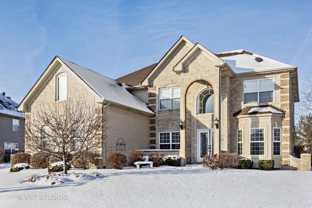 12910 Waterford Court, Plainfield, IL 60585 (MLS #09837870) :: The Wexler Group at Keller Williams Preferred Realty