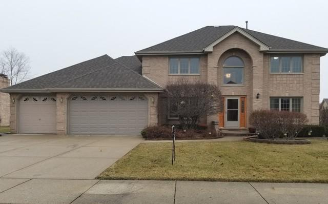 7707 Marquette Drive, Tinley Park, IL 60477 (MLS #09837905) :: The Wexler Group at Keller Williams Preferred Realty