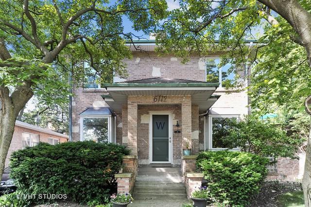 6112 N Caldwell Avenue, Chicago, IL 60646 (MLS #09839007) :: Lewke Partners
