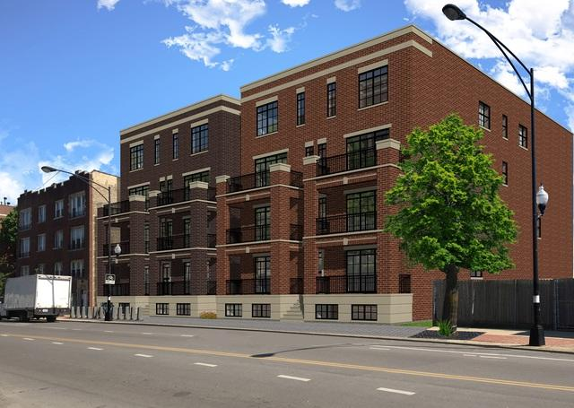 2341 W Roscoe Street 1W, Chicago, IL 60618 (MLS #09839261) :: Domain Realty