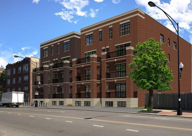 2341 W Roscoe Street 3W, Chicago, IL 60618 (MLS #09839292) :: Domain Realty