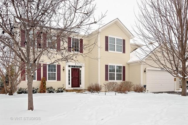 2523 Bluewater Drive, Wauconda, IL 60084 (MLS #09840238) :: The Dena Furlow Team - Keller Williams Realty