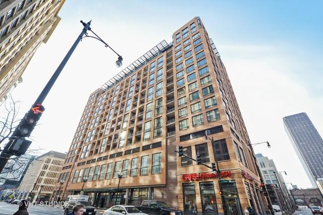 520 S State Street #1621, Chicago, IL 60605 (MLS #09843389) :: The Jacobs Group