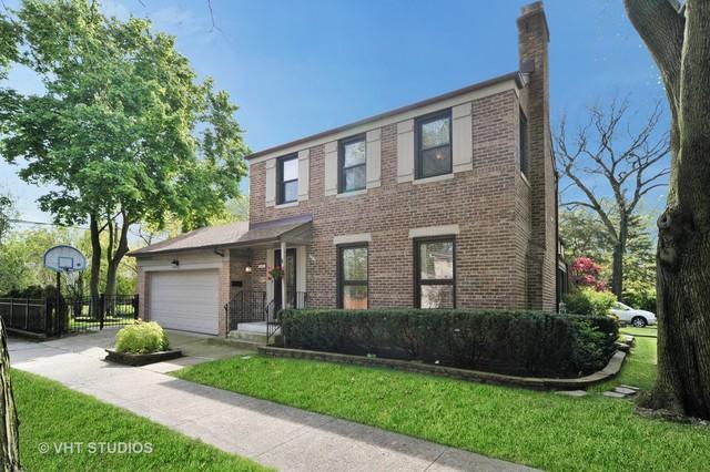 6805 N Moselle Avenue, Chicago, IL 60646 (MLS #09844266) :: Lewke Partners