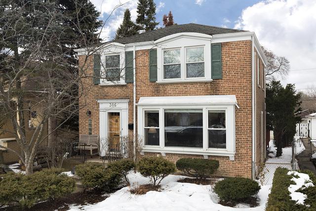 306 Nora Avenue, Glenview, IL 60025 (MLS #09850814) :: Helen Oliveri Real Estate