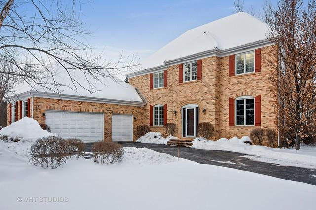 1395 Burnside Court, Long Grove, IL 60047 (MLS #09852248) :: Helen Oliveri Real Estate