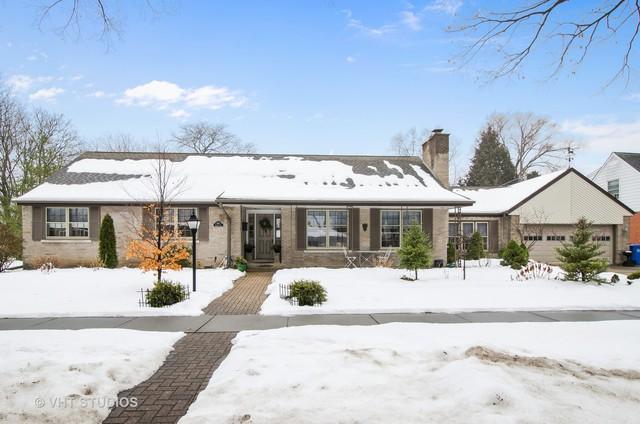 1047 Oakwood Avenue, Des Plaines, IL 60016 (MLS #09852319) :: Helen Oliveri Real Estate