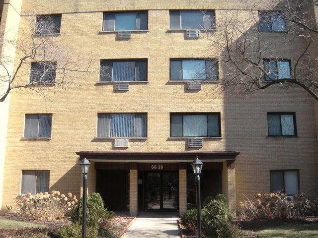 6630 S Brainard Avenue #206, Countryside, IL 60525 (MLS #09854350) :: Key Realty
