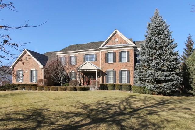 4864 Pond View Court, Long Grove, IL 60047 (MLS #09854531) :: Helen Oliveri Real Estate