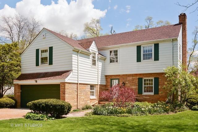 1111 Brassie Avenue, Flossmoor, IL 60422 (MLS #09855612) :: The Wexler Group at Keller Williams Preferred Realty