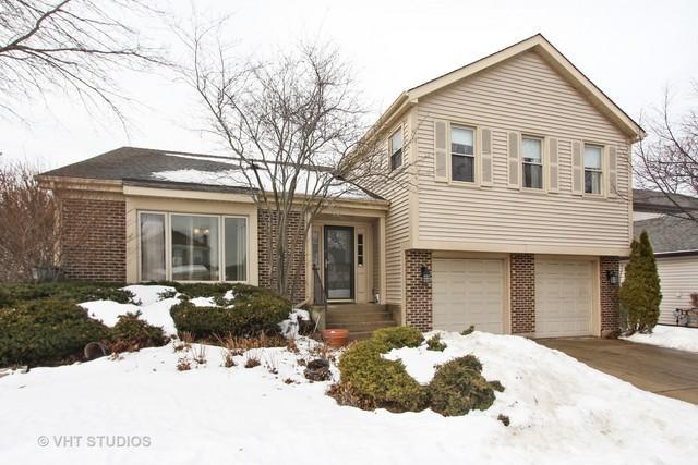 280 E Fox Hill Drive, Buffalo Grove, IL 60089 (MLS #09855748) :: Helen Oliveri Real Estate