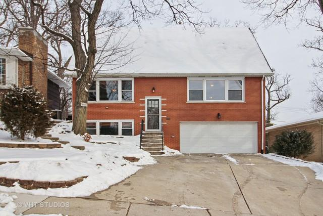 9437 S 84th Avenue, Hickory Hills, IL 60457 (MLS #09856487) :: The Wexler Group at Keller Williams Preferred Realty