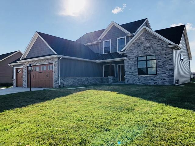 1113 English Oak Drive, Champaign, IL 61822 (MLS #09857391) :: Ryan Dallas Real Estate