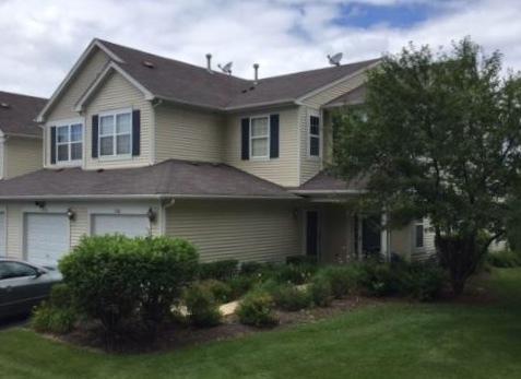 1318 Brookdale Drive #1318, Carpentersville, IL 60110 (MLS #09857526) :: The Dena Furlow Team - Keller Williams Realty