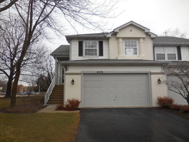 2402 Palazzo Drive, Buffalo Grove, IL 60089 (MLS #09859905) :: Helen Oliveri Real Estate