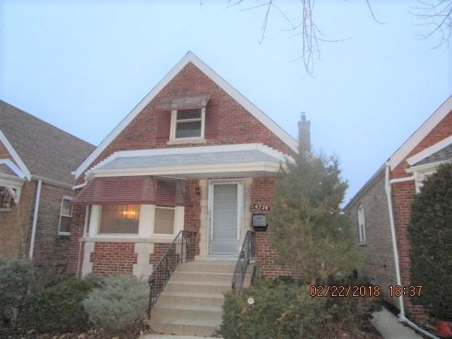 6528 S Kolin Avenue, Chicago, IL 60629 (MLS #09860196) :: Lewke Partners